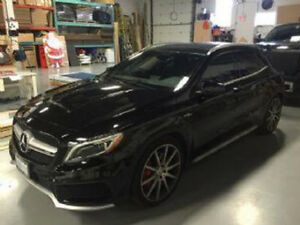 2015 Mercedes-Benz GLA45 AMG SUV (FULLY LOADED)