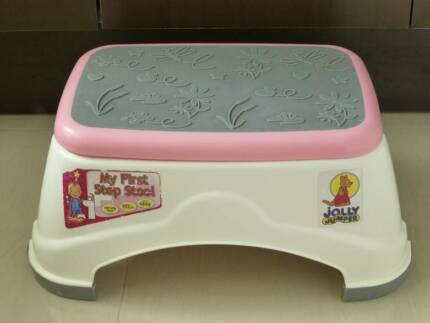 Toddlers Step Stool - Girls