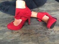 wholesale ladies heels shoes 108 pairs /leather inside /postage free