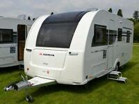 2014 Adria Adora Rhine 6 berth touring caravan for sale