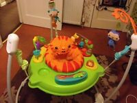 Fisher price jumperoo good condition.