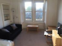 Short term let: spacious bedroom to rent in a 2-beds flat