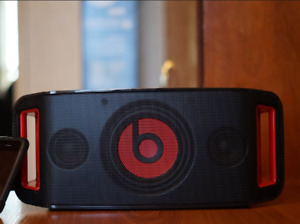 beats by dr.dre Monster Edition beatbox
