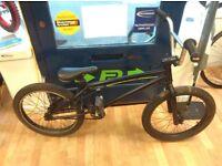 "Black mafia bikes bmx small crank 20"" wheels woring condtion ready to use ideal skate park bicycle"