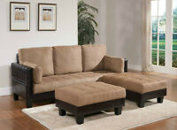 ★★★TODAY sale brand new sectional with bed only $598★★★