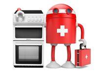 """Fridge freezer, Cooker, Hob, Dryer, Washing machine, Oven install,(""""(Repair)"""")"""