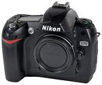 Nikon COOLPIX D70 6.1 MP Digital SLR Camera - Black (Body Only)