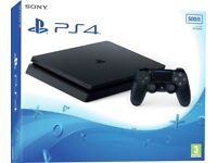 PlayStation 4 1tb slim