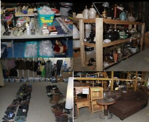 Cash only Set Decoration/Props/Wardrobe Sale Aug 2nd and 3rd 11a