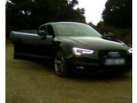 Audi a5 s line quattro black edition spec PX not a4 a6