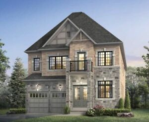 PRE-CONSTRUCTION DETACH HOUSE FOR SALE IN CALEDON