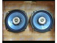 Kenwood kfc c172 car speakers coaxial