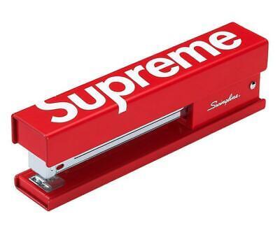 Supreme Swingline Stapler Red 2020 Ss New 669