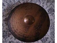 PAISTE Dark Energy ride cymbal