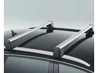AUDI Q5 / SQ5 ROOF BARS BRAND NEW IN BOX Product Code: 8R0071151AB RRP: £270