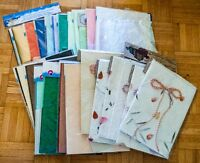 Crafting Cardmaking Scrapbooking Papers (New)