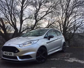FORD FIESTA ST REP FULL REPLICA 1.2 ST180 IN AND OUT