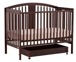 4 in 1 Convertible Crib - Toddler Bed
