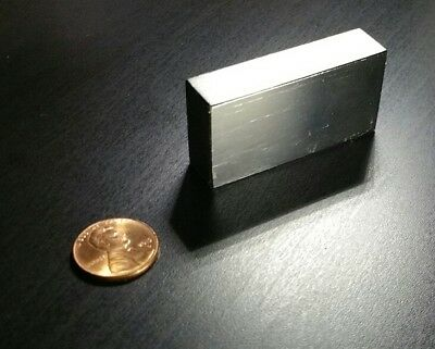 1 One Large Neodymium N52 Block Magnet Strong Rare Earth 2 X 1 X 12 Defect