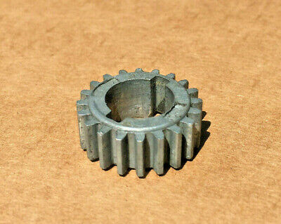 Nice Original Atlas Craftsman 109 618 101 6 Lathe 20 Tooth 20t Change Gear