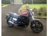 1985 Full Power Yamaha V-MAX 1200cc, much sought after early model.