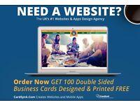 Web Design - Mobile App - WordPress - Domain Hosting - eCommerce & Graphic Design.