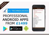 MOBILE APP WEBSITE IPHONE ANDROID APP DEVELOPER DESIGNERS WEB DEVELOPMENT ONLINE MARKETING SEO VIDEO
