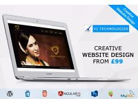 WEB DESIGN - WEBSITE DEVELOPMENT - IPHONE - ANDROID - MOBILE APP - CMS - WORDPRESS - DOMAIN HOSTING
