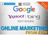 ECOMMERCE WEB DESIGNER, SEO ONLINE SOCIAL MEDIA MARKETING ANDROID DEVELOPER MOBILE APP DEVELOPMENT