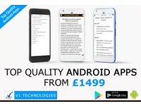 TRUSTED MOBILE APP DESIGNERS WEBSITE DEVELOPERS IPHONE ANDROID APP DEVELOPERS ONLINE MARKETING VIDEO