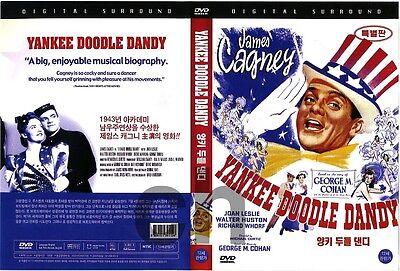 Yankee Doodle Dandy (1942) - Michael Curtiz, James Cagney, Joan Leslie DVD NEW