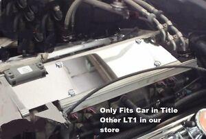 Camaro Firebird 1994-1997 LT1 PLENUM INTAKE MANIFOLD COVER engine chrome