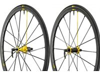 Mavic Anniversary 125 Wheels Campag Fit 25mm Tyres