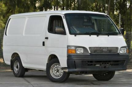 2001 Toyota Hiace Van/Minivan