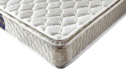 Quality Double Size Mattress Pillow top NEW mens, ladies, bedroom Forest Lake Brisbane South West Preview