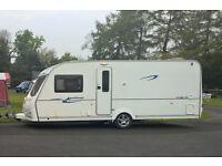 Coachman Amara 4 Berth Fixed Bed Caravan 2007....NO OFFERS