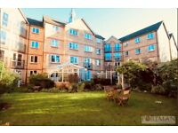 Large 1 Bedroom flat (MUST BE OVER 55 TO RESIDE)