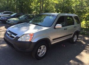 2004 Honda CR-V  AWD