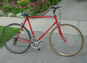 Triumph resin bike very god condition $1oo