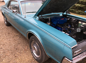 1967-70 Mercury Cougar: Used/Reproduction/Restored