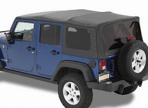 2016 Jeep Wrangler Unlimited Soft Top NEW