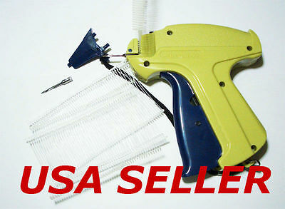 Garments Price Label Tag Gun + 1000 2