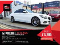 2014 Mercedes-Benz C Class 2.1 C220 CDI BlueTEC Sport 7G-Tronic Plus 4dr