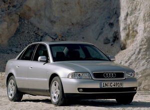Searching for a B5 Audi A4