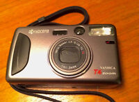 Yashica T4 Zoom - Film Camera