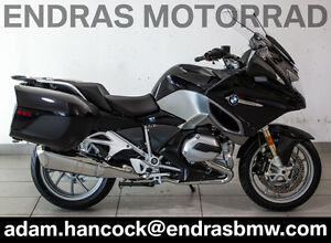 2017 BMW R1200RT - Carbon Black Metallic
