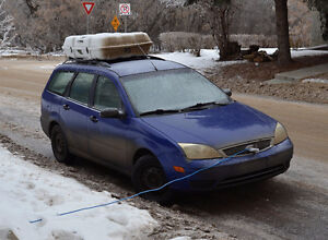 2005 Ford Focus Sport Wagon (very economic car for gas)