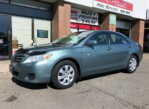 2010 Toyota Camry LE 4CYL ONLY $9800
