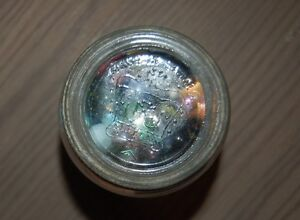 Vintage Canning Jars With with Marbles and some loose Marbles London Ontario image 6