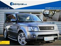 2010 10 Land Rover Range Rover Sport HSE 3.0 TDV6 Auto STORNOWAY GREY
